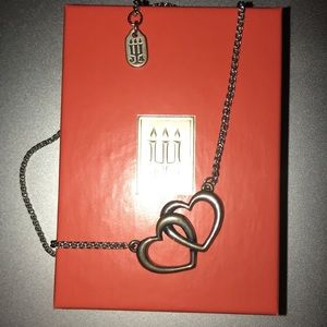 James Avery heart necklace